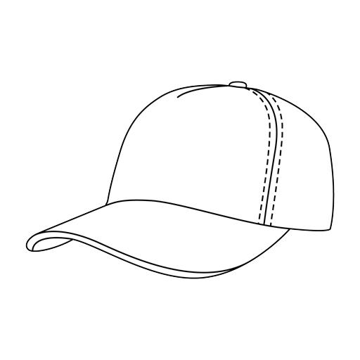 Baseball - 5 panels