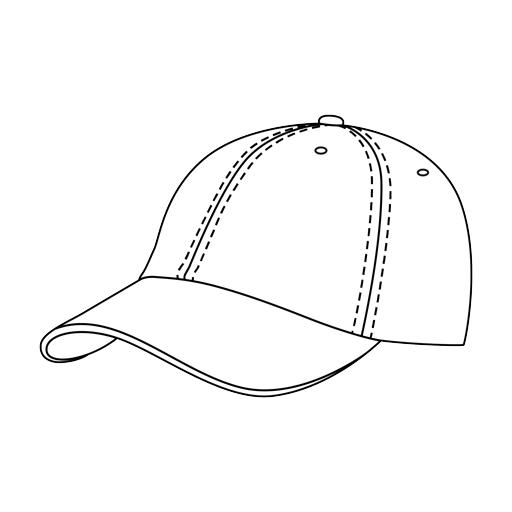 Baseball - 6 panels