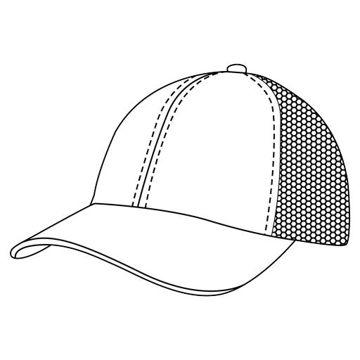Baseball - trucker